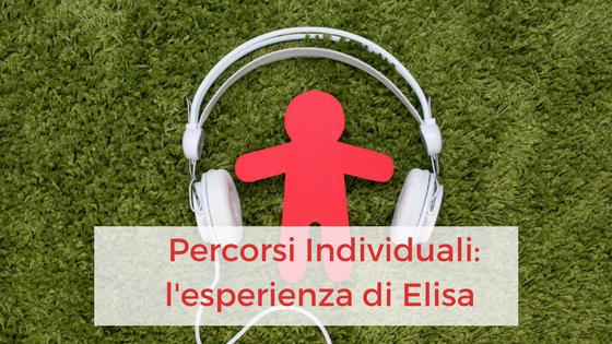 Scegliere un percorso individuale su skype: l'esperienza di Elisa