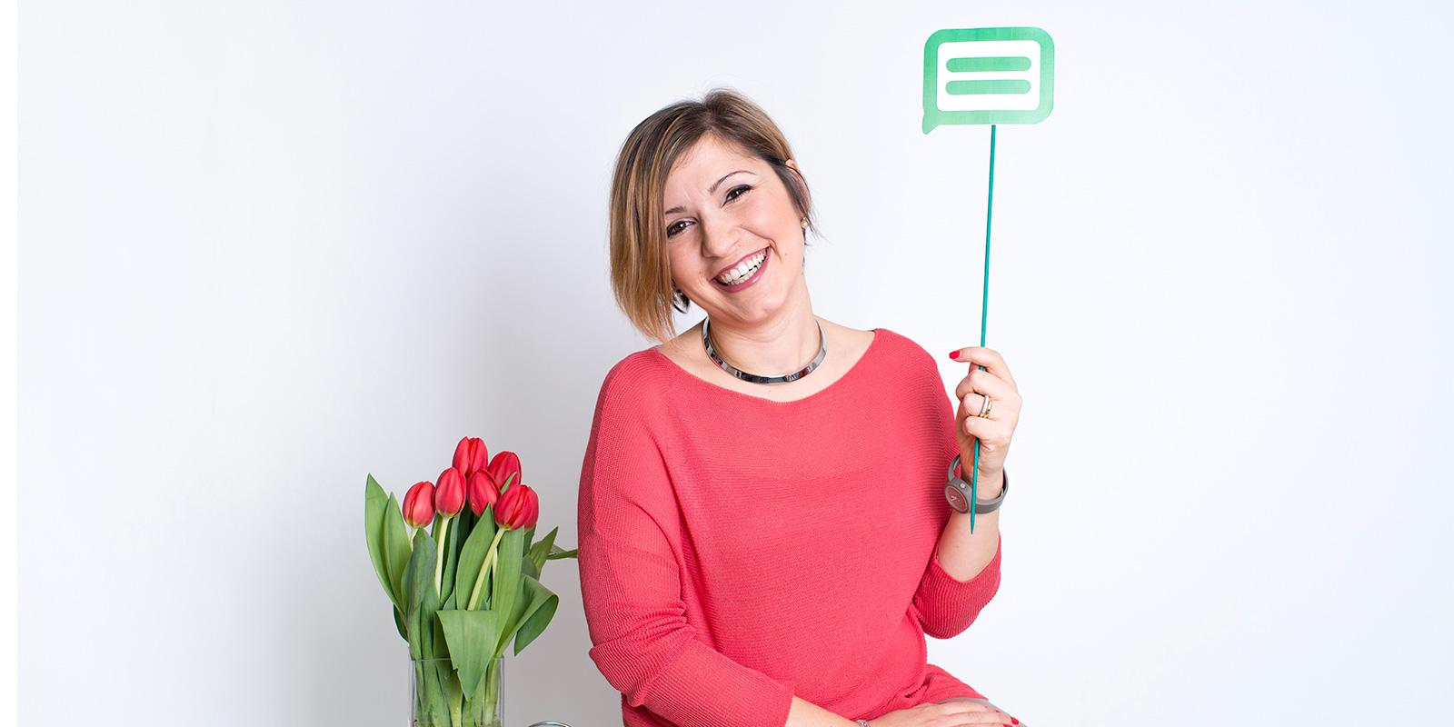 Claudia Mandarà Psicologa delle relazioni interpersonali - I Corsi