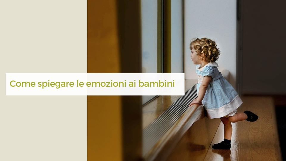 #dimmidite| Come spiegare le emozioni ai bambini?