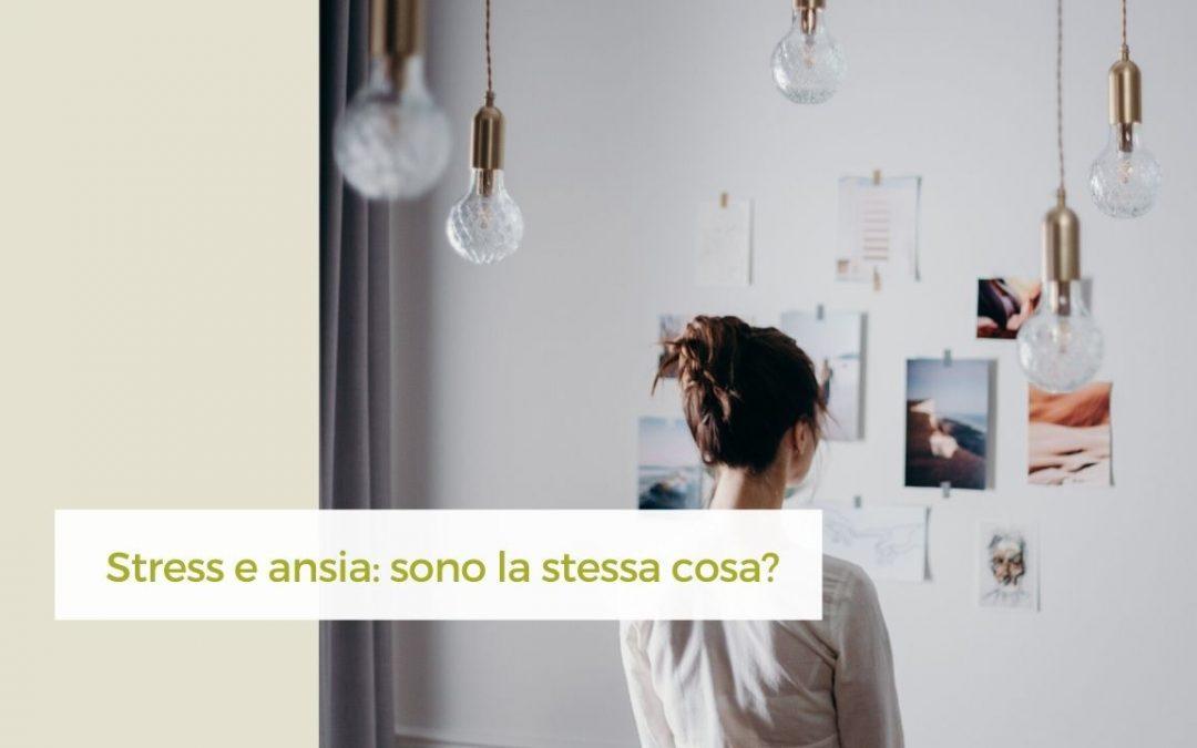 Distingui stress e ansia, per averne padronanza